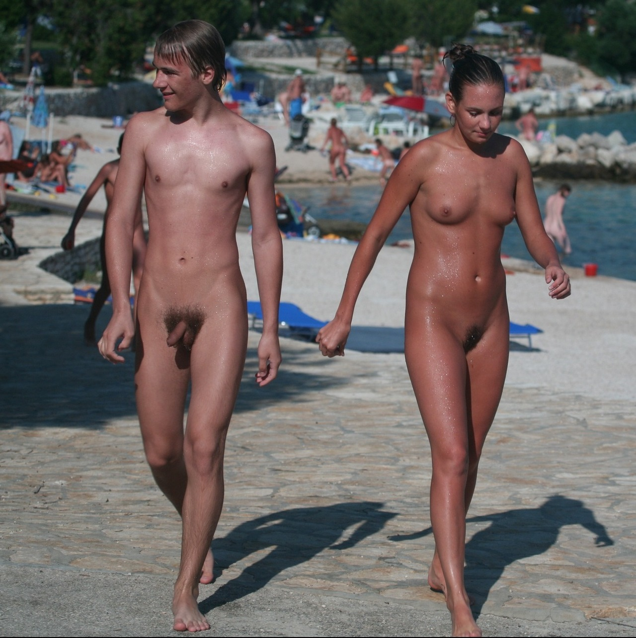 real naked women whole