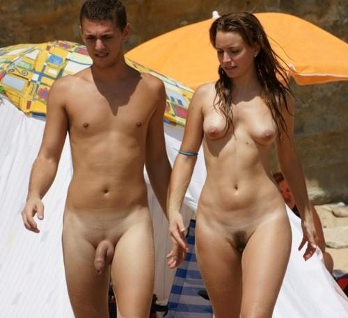 Фото голые молодые пары