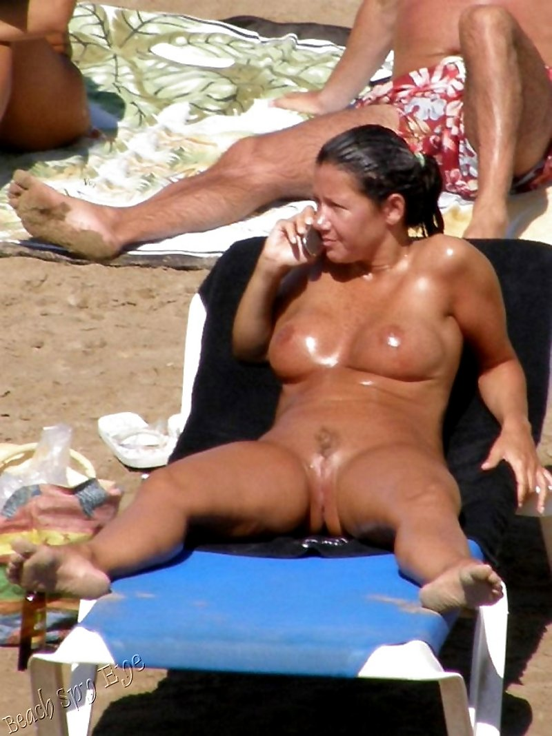 Older naked women giving head