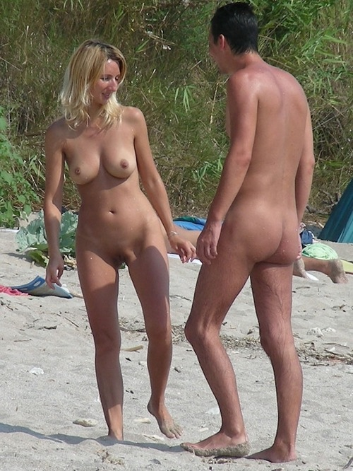 Beach babes looking for cock theme